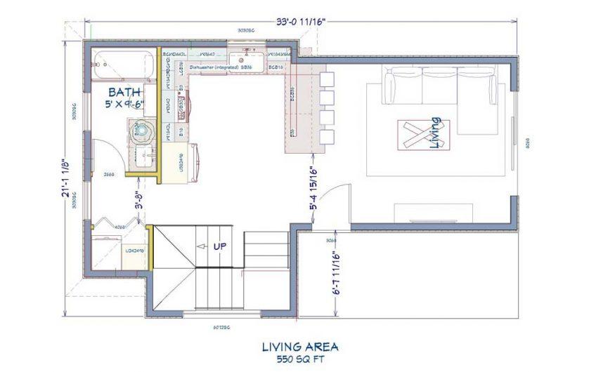 ADU Design Plan #LDC-1911
