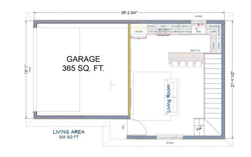 ADU Design Plan #LDC-1921