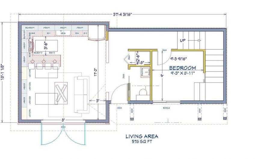 ADU Design Plan #LDC-1935