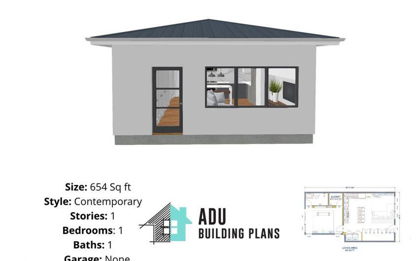 ADU Design Plan #LDC-1938